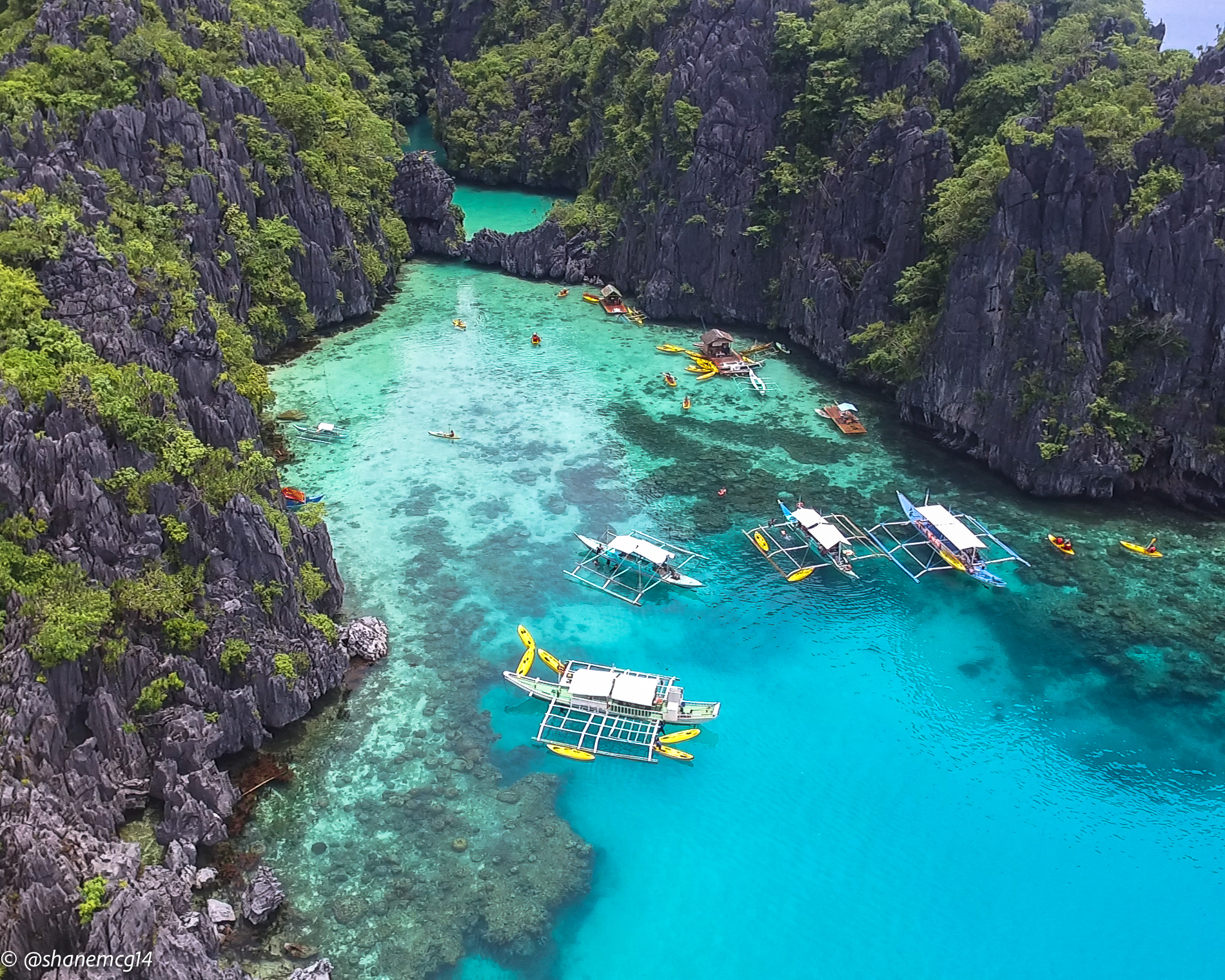 island hopping in el nido, palawan – the big adventure book