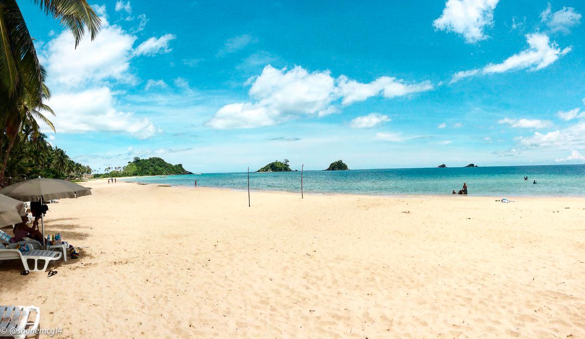 Exploring Paradise at NacpanBeach